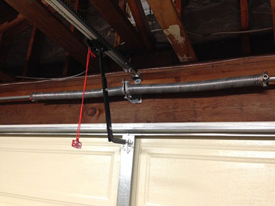 Garage Door Springs in Mansfield