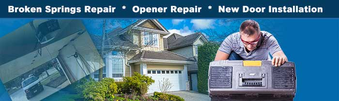 Garage Door Repair Mansfield 24/7 Services